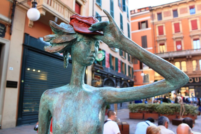 Life in Bologna can be very interesting. Go. Explore. Eat!