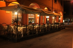 A small Italian restaurant @via Independenza