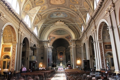 Church in Bologna