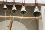 Bells at Orheiul Vechi (monastery)