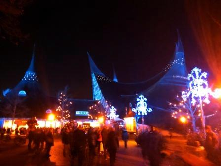 The entrance to Efteling
