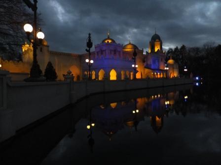 Arabian Palace at Efteling