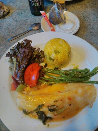 Surinamese dinner in Ghent