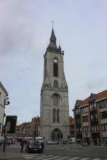 The Belfry,Tournai, Belgium