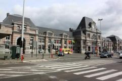 Train Station, Tournai, Belgium