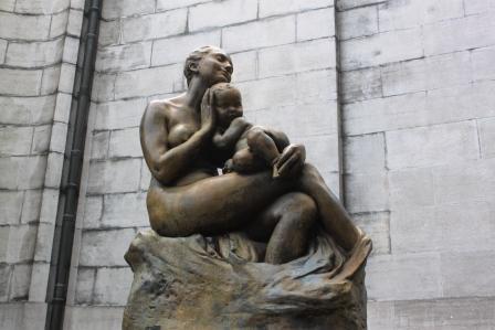 Musee des beaux arts Tournai, Belgium