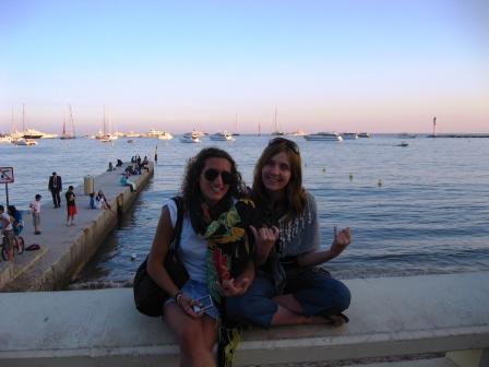 Enjoying Cannes :)