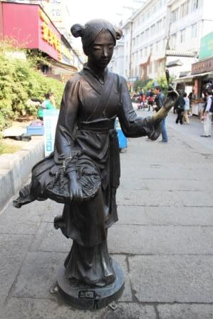 Statues in Nanjing