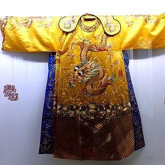King's silk clothing