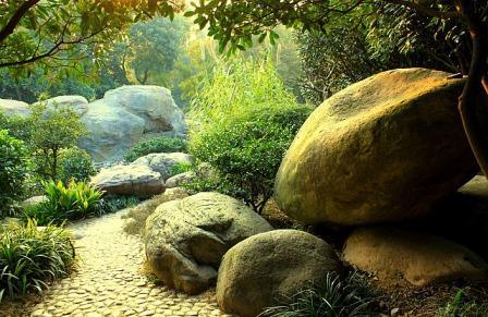 Stones valley