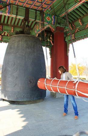 Imjingak shrine to the displaced