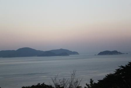 Sunset in Geoje
