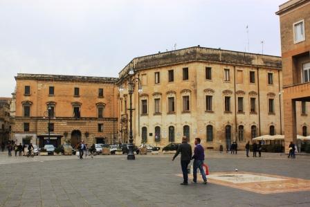 Discovering Lecce
