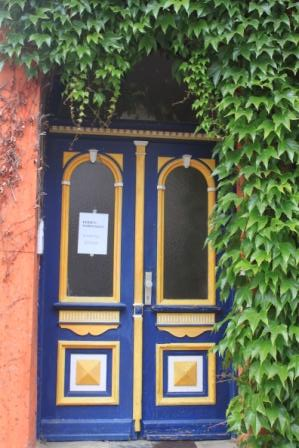 Doors in Rostock