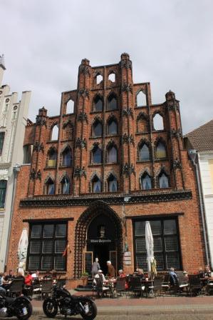 Alter Schwede in Wismar