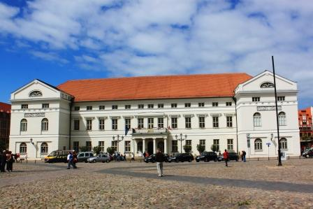 Wismar Town Hall