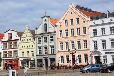 Wismar Market Place