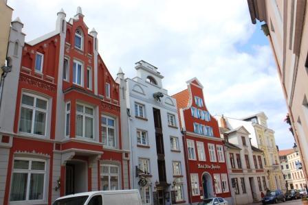 Wismar street view