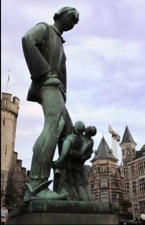Art in Antwerp