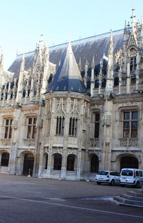 Rouen, Palais de Justice