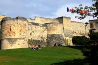 Castle of Caen