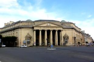 Palais de Justice in Caen