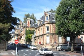 Street in Caen