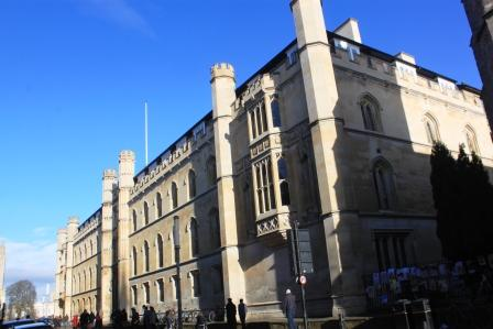 Corpus Christi College in Cambridge
