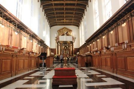 Trinity College, Chapel