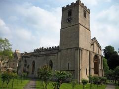 St Mary's Church, Bibury