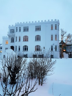 Danish Embassy in Reykjavik
