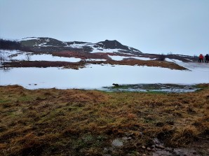 Around the Geysir